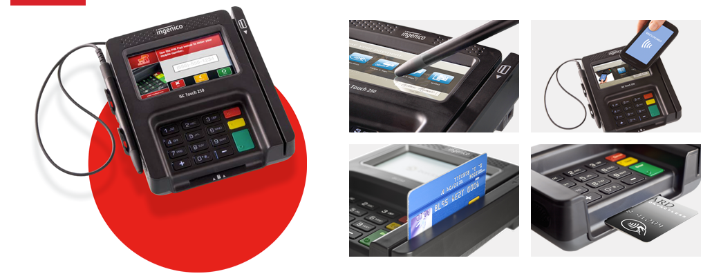 Credit/debit/EBT card processing integration